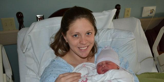Tara Hansen passed away six days after giving birth to her first child, Brandon Ryan.