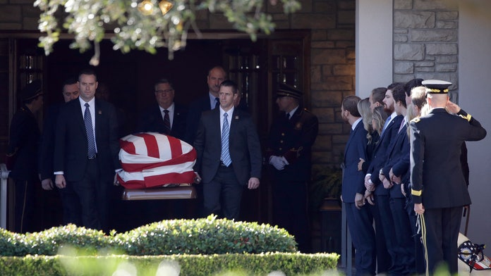 How George H W Bush S Funeral Compares To Traditions Of Past