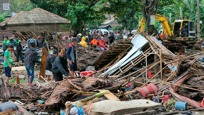 Indonesia pop band Seventeen's members dead or missing after tsunami slams stage during performance