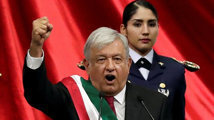 Mexican president lashes out at Trump in angry letter, says he turned US into anti-immigrant country 'overn...