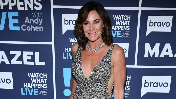 'Real Housewives' star Luann de Lesseps on life in front of the cameras: 'I try not to live with regrets'