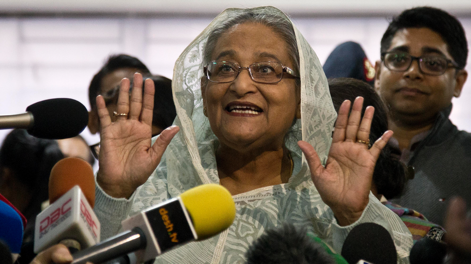 Deadly clashes and allegations of vote-rigging during Bangladesh elections
