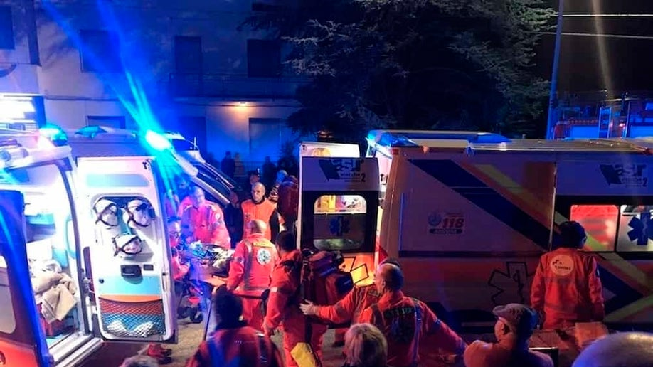 Revellers dies in nightclub stampede in Italy