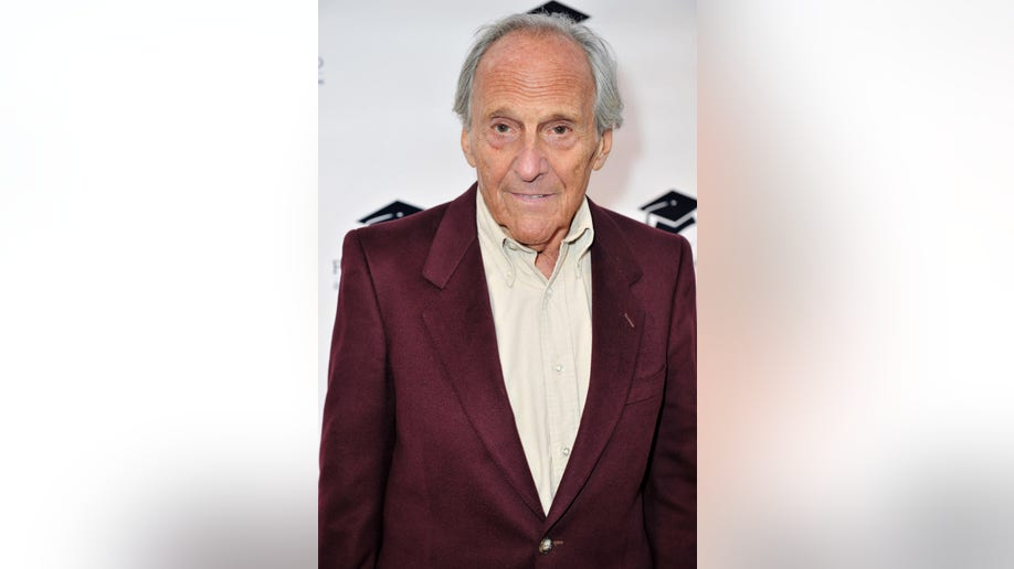 Songwriter Norman Gimbel arrives at the Fulfillment Fund's 4th annual 'The Songs Of Our Lives' benefit concert at Wadsworth Theater on June 13, 2011 in Los Angeles, California. (Photo by Allen Berezovsky/WireImage)