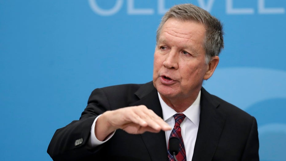 John Kasich says Biden's ability to 'pull us together' outweighs concerns over abortion
