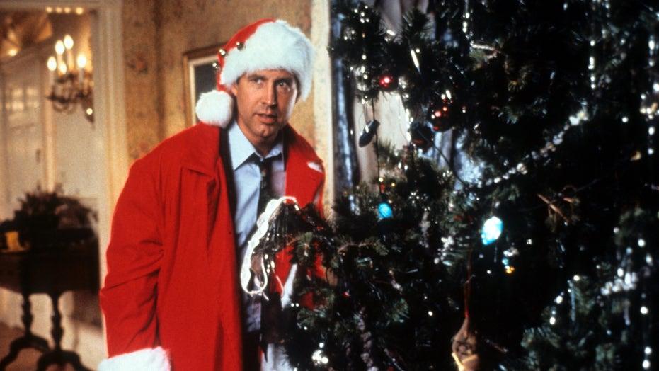 Fox Square Christmas tree lighting
