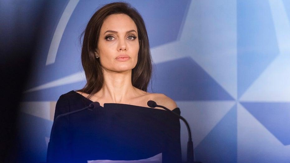 Angelina Jolie gives generous donation to boys' lemonade stand raising money for Yemen