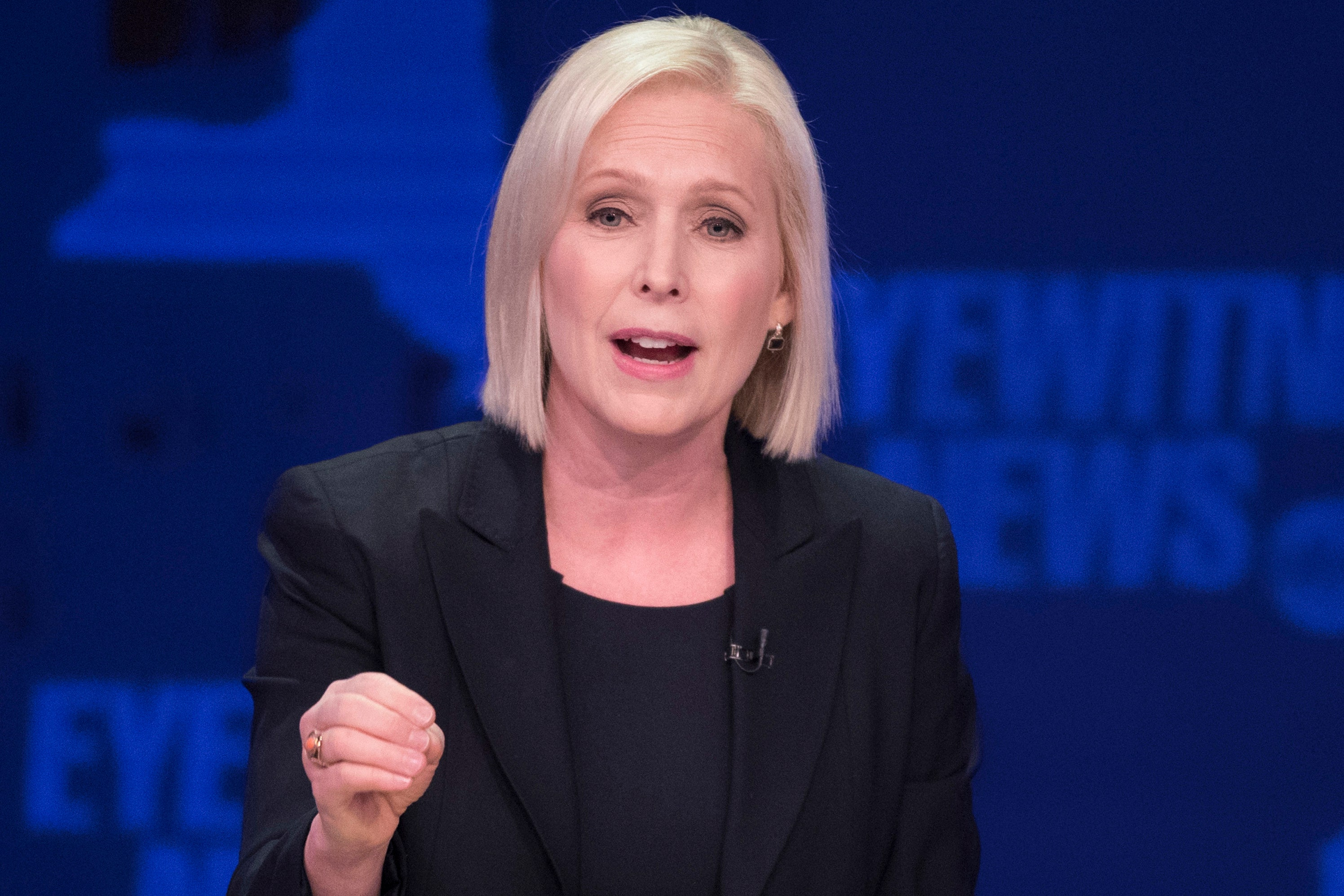 Image result for kirsten gillibrand