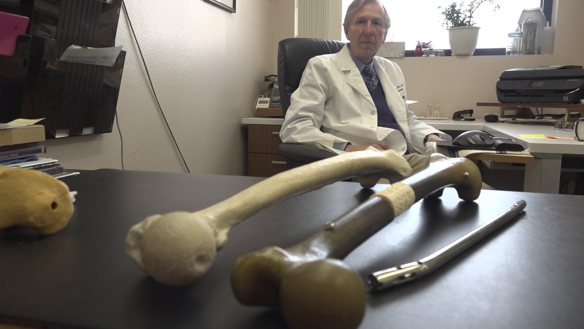 3D printing bones may help combat veterans injuries