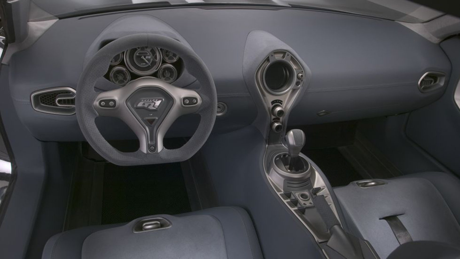Ford Shelby GR-1 Concept Interior