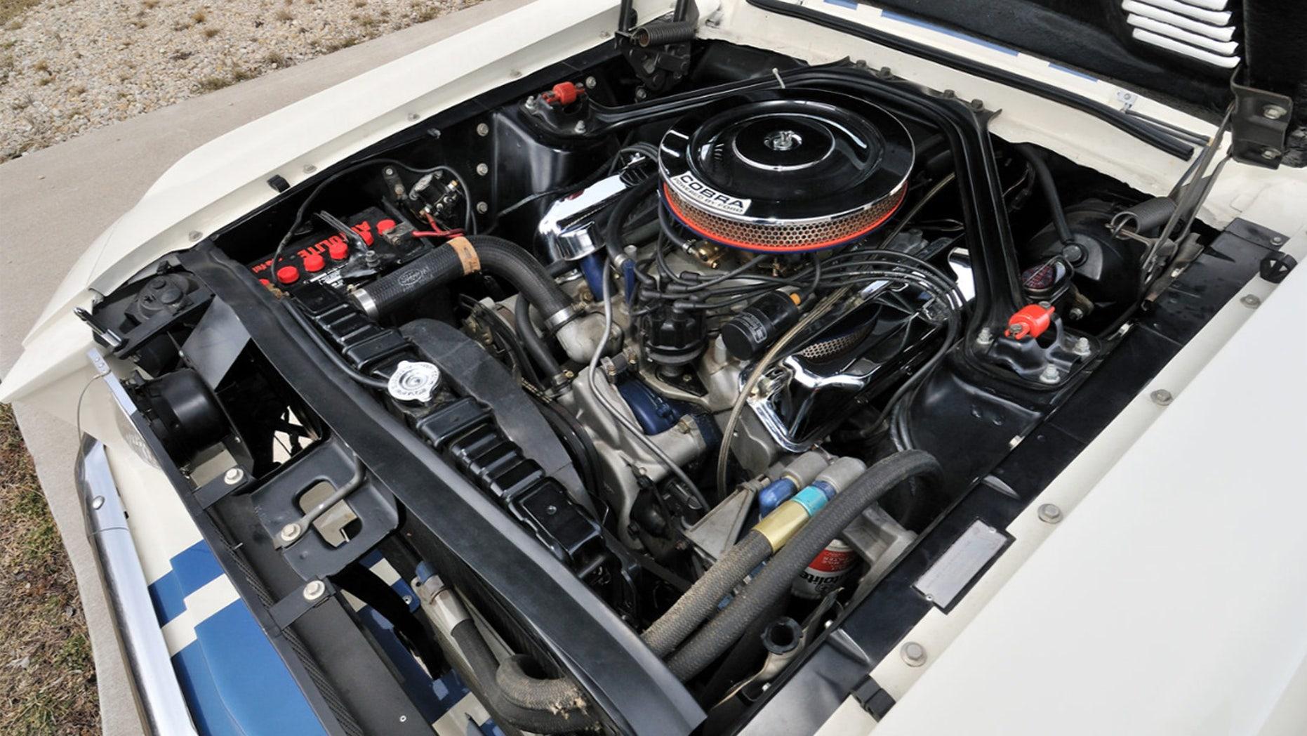 1967 Shelby GT500 Super Snake 427 V8 Engine