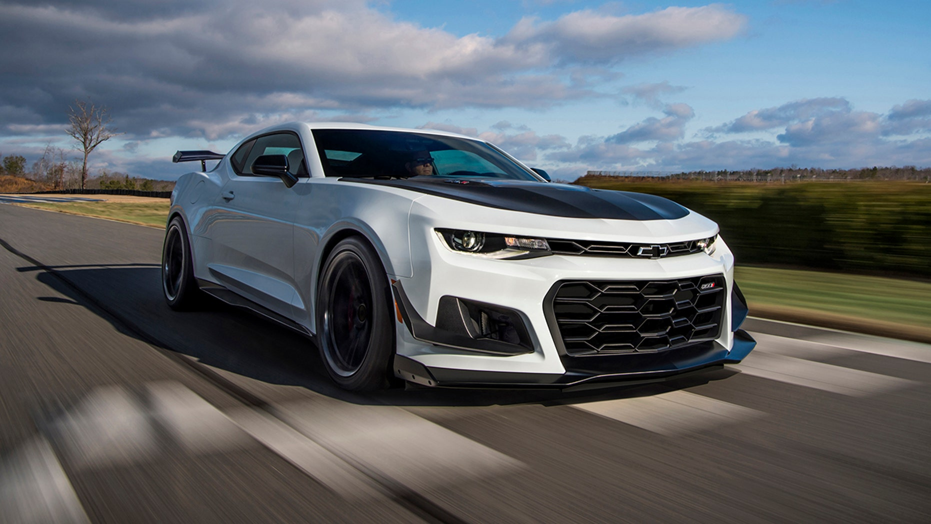 Camaro ZL1 1LE With An Automatic Transmission
