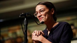 Ocasio-Cortez calls climate change 'our World War II,' warns the world will end in 12 years
