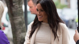 Meghan Markle sports $35 H&M dress for royal visit