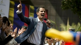 US-backed Venezuelan opposition leader declares himself interim president in effort to oust Maduro