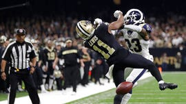 Saints fans call for rematch after controversial game sends Rams to Super Bowl
