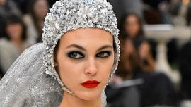 Chanel debuts 'wedding dress'-inspired swimsuit during Paris Fashion Week