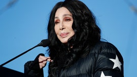 Cher calls Trump's America unsafe for anyone that isn't a white Trump supporter