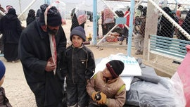 At least 15 children die in Syria from freezing weather, lack of medical care, officials say