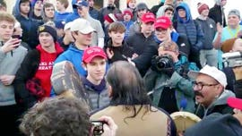Trump cheers Covington student's lawsuit against Washington Post: 'Go get them Nick'