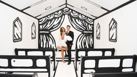 Instagram-friendly wedding chapel in Las Vegas charging lovebirds $500 for unique experience