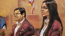 El Chapo, wife wear matching outfits - in apparent troll of mistress