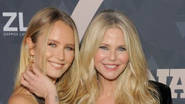 Christie Brinkley's daughter Sailor Brinkley Cook says it's a compliment being compared to swimsuit model