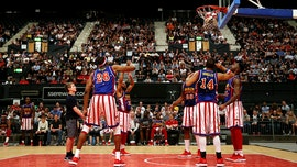 Harlem Globetrotters offer free tickets to furloughed workers
