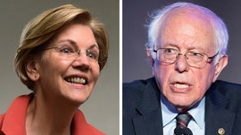 Bernie Sanders slams 'corporate wing' of Dems in swipe at Warren -- as moderates begin rallying behind her