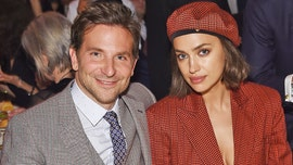 Bradley Cooper's supermodel girlfriend Irina Shayk gushes about motherhood