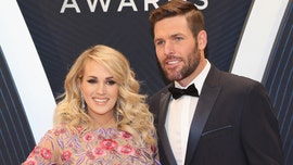Carrie Underwood shares 'awkward' throwback picture of her and Mike Fischer for 10-year anniversary