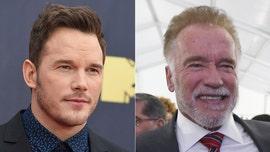 Arnold Schwarzenegger fangirled over Chris Pratt 3 years before engagement to daughter Katherine