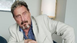 John McAfee is running from U.S. authorities – and running for President. On a boat.