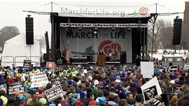 The March for Life goes on, the fight is worth it