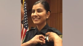 Davis Police Officer Natalie Corona a second-generation California cop who fulfilled childhood dream