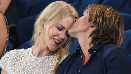 Nicole Kidman and Keith Urban look as in love as ever at Australian Open