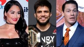 UFC fighter Henry Cejudo says he'd fight John Cena for Nikki Bella's love