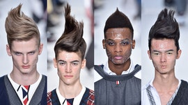 'Fashion Troll' is the new haircut taking over the runway