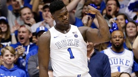 Duke freshman Zion Williamson throws down incredible dunk against Virginia