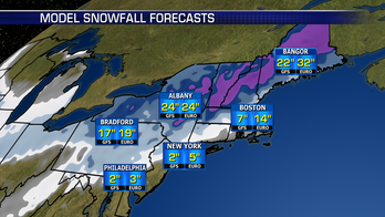 Winter storm to bring 'blockbuster' snow, ice to Northeast, Midwest ahead of Arctic blast