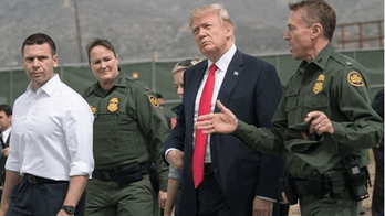 Trump tells Judge Jeanine Pirro that Dems must 'come to their senses' on border security