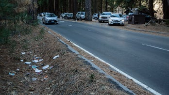 National parks grapple with overflowing trash and human waste as shutdown drags on