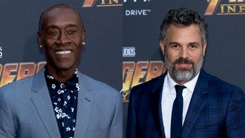 Don Cheadle won't do press with 'Avengers' co-star Mark Ruffalo: 'He runs his mouth a lot'