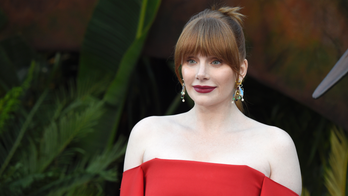 Bryce Dallas Howard shows off massive bruises from 'Jurassic World: Dominion' stunt work