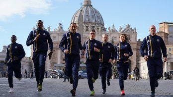 Vatican launches track team of Swiss guards, nuns to compete in international competitions