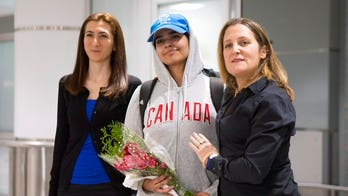 Saudi teen refugee reveals she contemplated suicide before being granted asylum in Canada