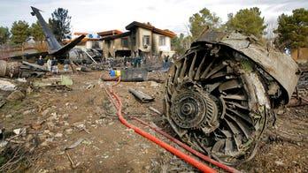 1 survivor, 16 dead in cargo plane crash in Iran