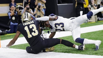 New Orleans Saints wide receiver tweets video of Super Bowl LIII tickets thrown in trash