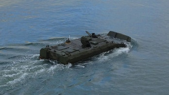Marine Corps builds new amphibious combat vehicle for 'deep strike' attacks
