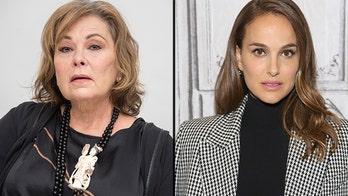 Roseanne Barr calls Natalie Portman 'repulsive' for Israel award snub: 'It was really sickening'